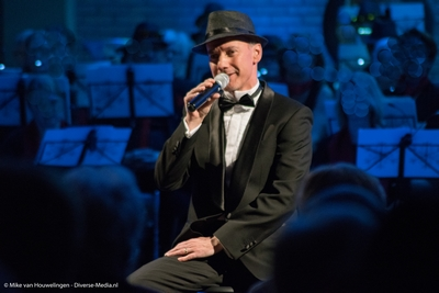 Emiel Hoefnagel concert met KNA Arkel